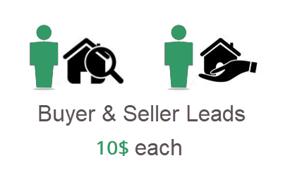 Real-estate-buyer-seller-leads-Price